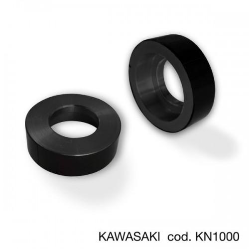 BARRACUDA Adattatori accessori per Manubrio Originale KAWASAKI
