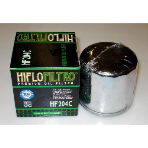HIFLO FILTRO OLIO CHROME HF204C