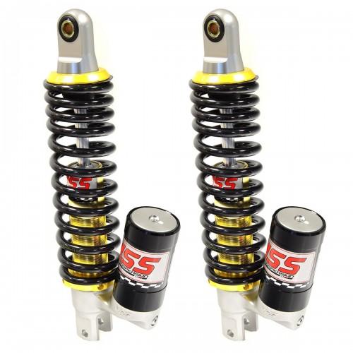 YSS Ammortizzatori posteriori a Gas con serbatoio per KYMCO XCITING 250 / 250 i / 300 / 500 i / 500 R 05 06 07 08 09 10 11 12