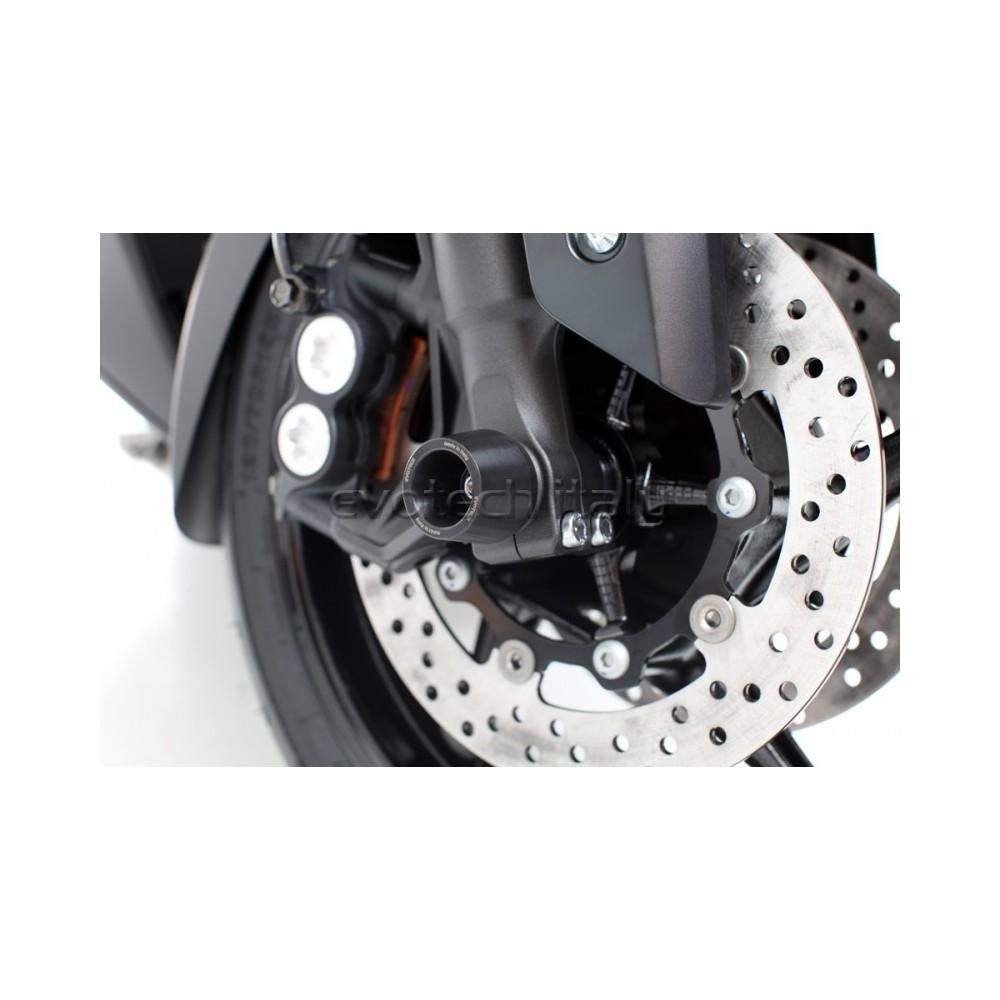 YZF-R6 Manopole manubrio Yamaha YZF-R1M laser//rosso YZF-R3 321 YZF-R125
