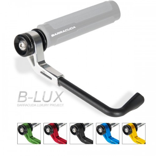 BARRACUDA LEVER PRO-TECT B-LUX Protezione Leva Freno Frizione - Universale per Manubrio diametro interno 17 mm