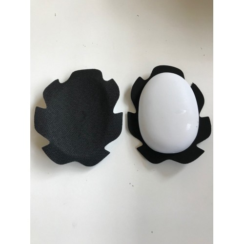 Coppia saponette universali per tuta in pelle colore a scelta