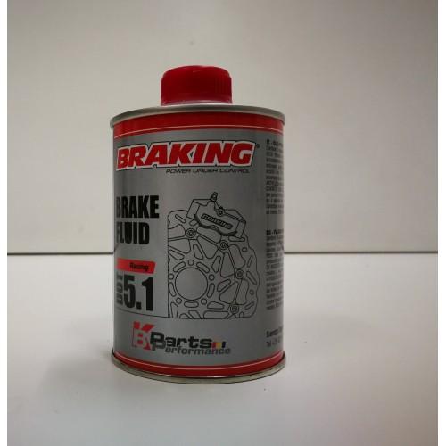 Braking olio / liquido freni dot 5.1 brake fluid 250ml auto moto ABS