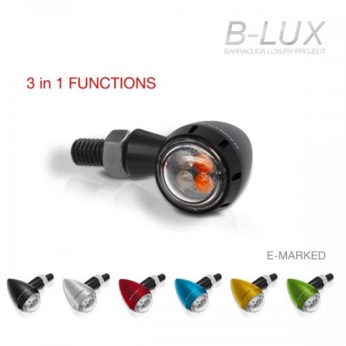 BARRACUDA Frecce Indicatori di Direzione a Led S-LED 3 B-LUX - VARI COLORI