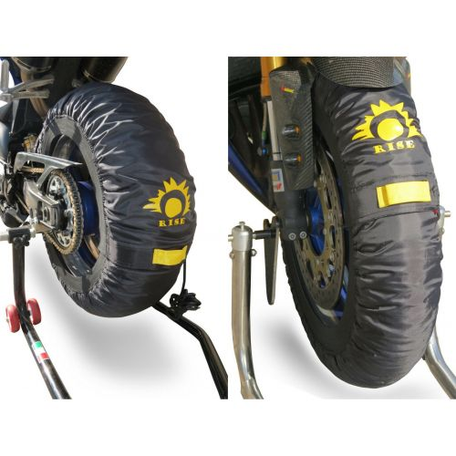 Termocoperte Moto RISE IRC 80°C Misure 120-180/200 Universali