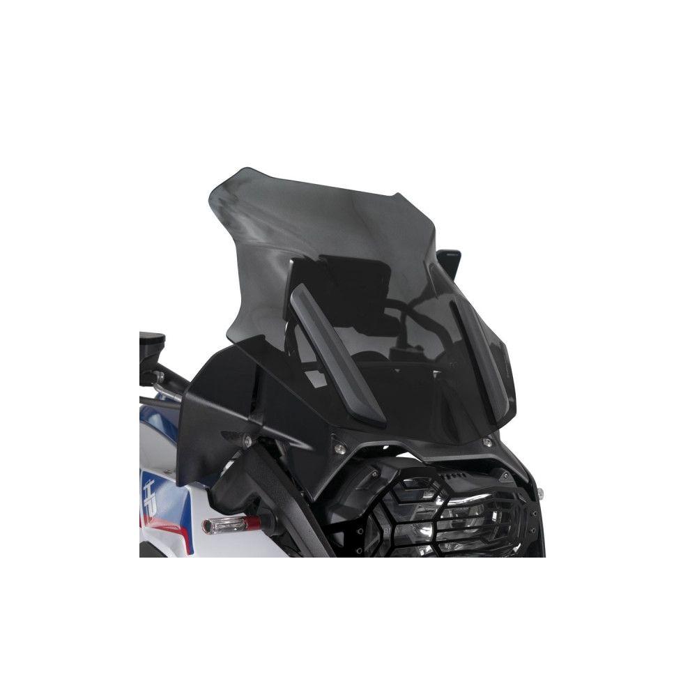 BARRACUDA Cupolino AEROTOURER Fumè scuro per BMW R 1200 GS 2013 / 2018 - R 1250 GS 2019