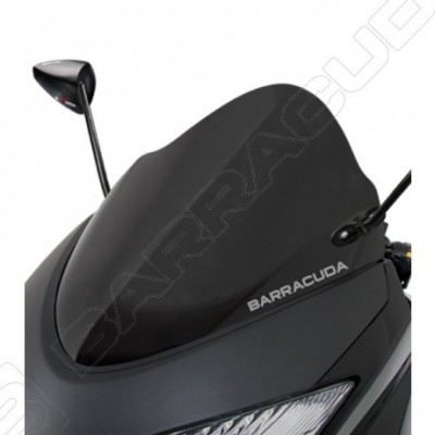 BARRACUDA CUPOLINO AEROSPORT per YAMAHA T-MAX 500 2008 2009 2010 2011