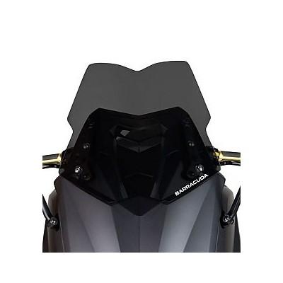 BARRACUDA CUPOLINO AEROSPORT FUME' SCURO per YAMAHA T-MAX 530 / IRON MAX 2012 2013 2014 2015 2016
