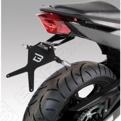 BARRACUDA PORTATARGA RECLINABILE PER YAMAHA XJ6