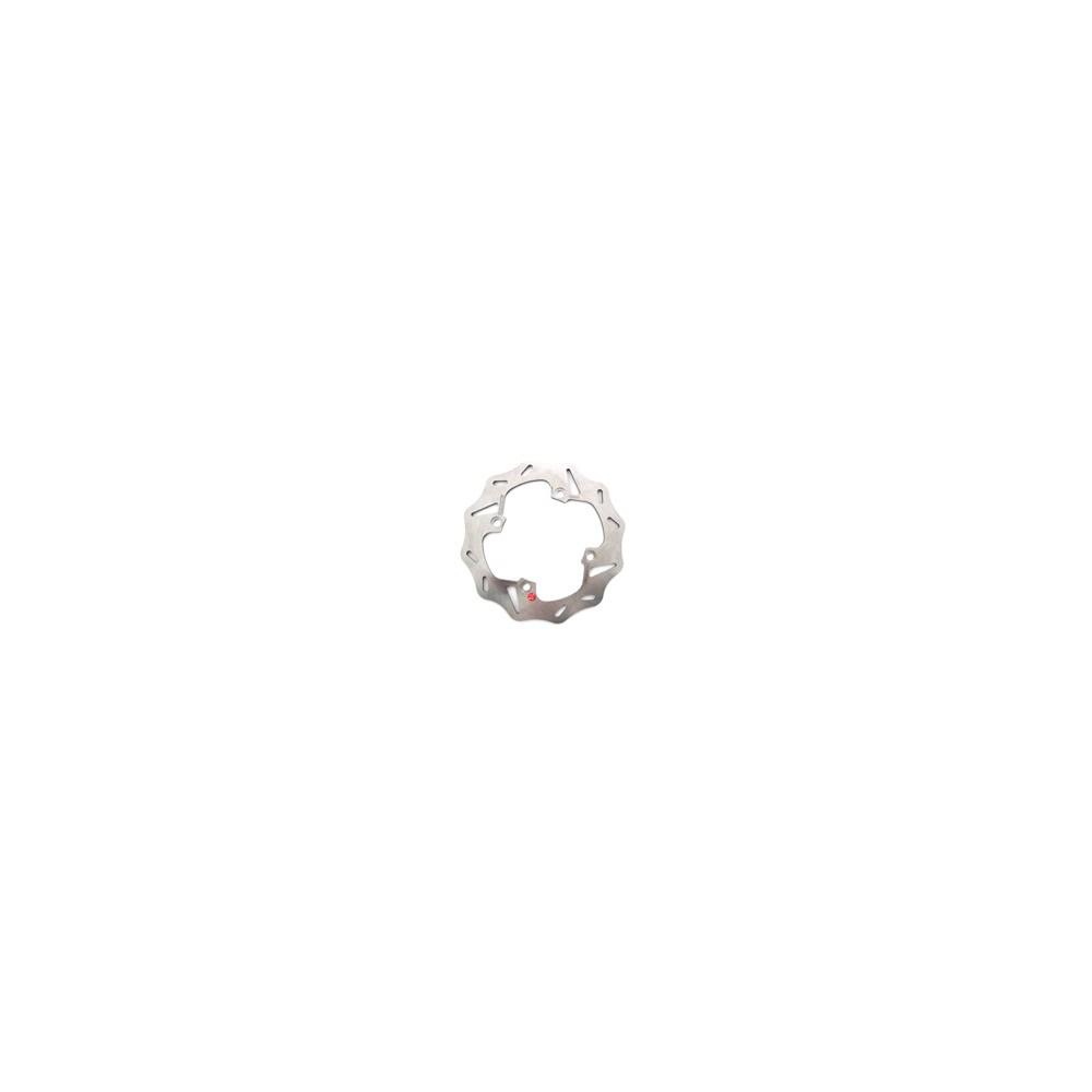 BRAKING Disco Freno Posteriore W-FIX per HUSQVARNA SM S 125 2000/09 - SMS4 125 2010/11 - SMR 450 2003/09 - SMR 510 2005
