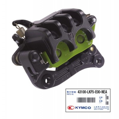 Pinza freno posteriore per Kymco X Citing 400I 2012 2013 2014 2015