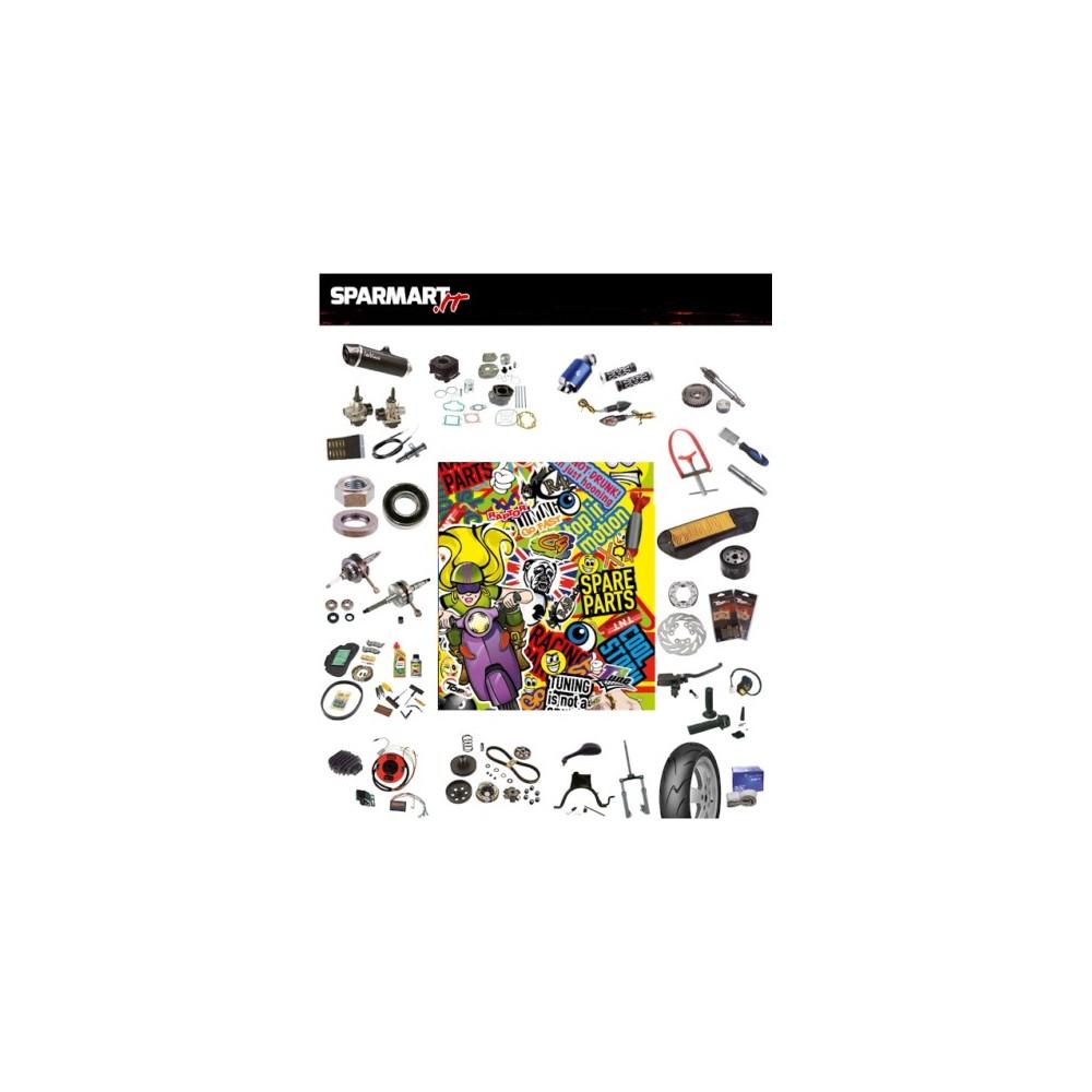 Pinza freno posteriore Aprilia RS4 50 2011 2012 2013 2014 2015 2016