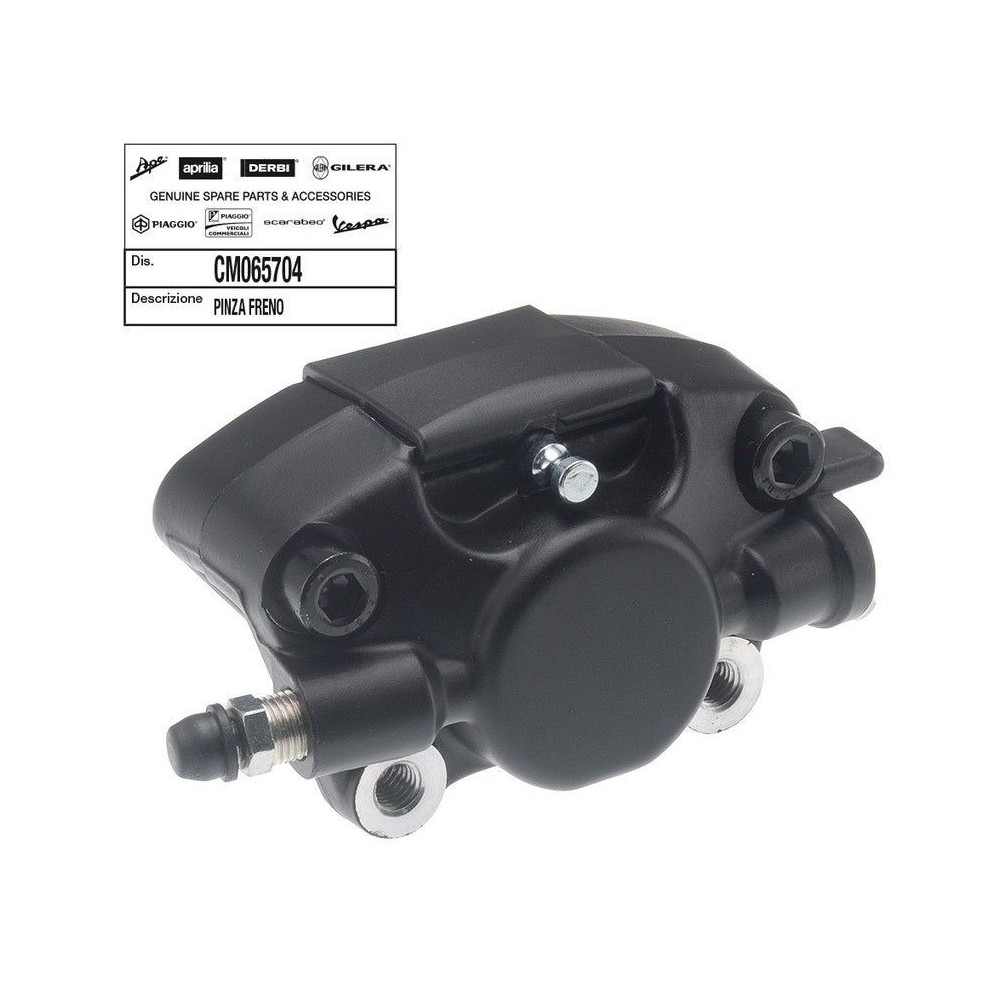 Pinza freno anteriore per PIAGGIO LIBERTY 50 / 125 - VESPA 50 / S / LX - VESPA 125 / S / LX / LXV - VESPA 150 / S / LX