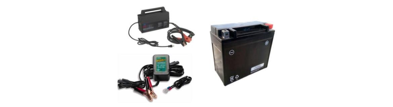 Vendita Batterie, Caricabatterie e Accessori per Moto e Scooter