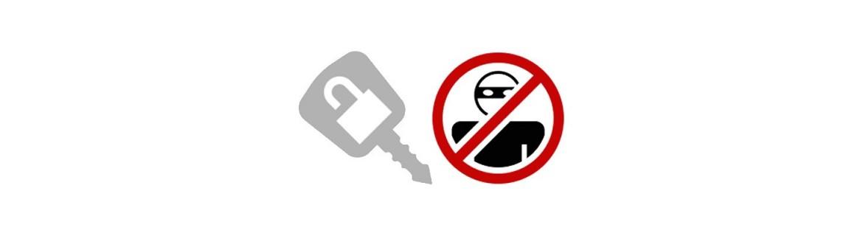 Vendita Dispositivi antifurto per Moto e Scooter