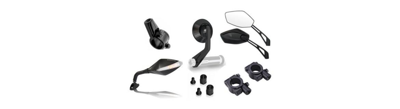 Vendita Retrovisori Accessori e Ricambi per Moto e Scooter